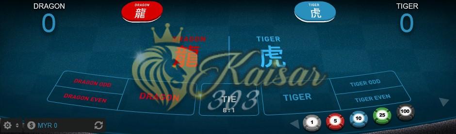 Panduan bermain Dragon Tiger Online 1