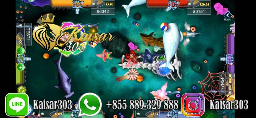 Daftar Menjadi Pemain Game Tembak Ikan