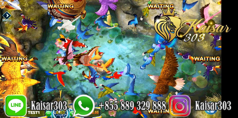 GAMES TEMBAK IKAN INDONESIA PALING MENARIK