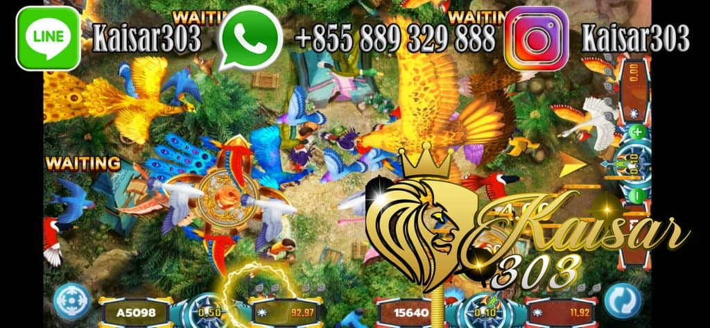 Menikmati Bird Paradise Game Joker123 Terbaru