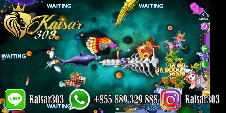 Permainan Judi Online Seru Tembak Ikan