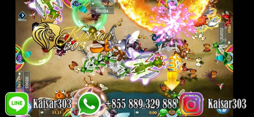 Variasi Game Tembak Ikan Joker123 Net
